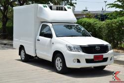 รถมือสอง Toyota Hilux Vigo 2.7 CHAMP SINGLE ( ปี 2012 ) CNG Pickup MT