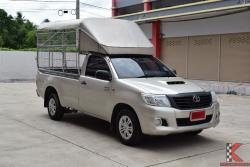 Toyota Hilux Vigo 3.0 CHAMP SINGLE (ปี 2012) J Pickup MT