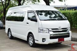 รถมือสอง Toyota Hiace 3.0 COMMUTER ( ปี 2014 ) D4D Van AT