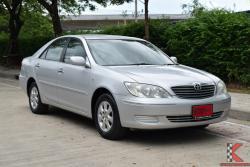 รถมือสอง Toyota Camry 2.4 (ปี 2002) G Sedan AT