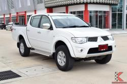 Mitsubishi Triton 2.4 DOUBLE CAB (ปี 2012) PLUS CNG Pickup MT