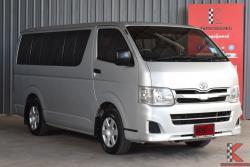 Toyota Hiace 2.5 ตัวเตี้ย (2012) D4D Van MT