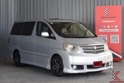 Toyota Alphard 2.4 (2004) G Van AT