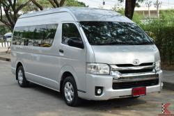 รถมือสอง Toyota Hiace 3.0 COMMUTER (ปี 2015) D4D Van AT