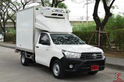 Toyota Hilux Revo 2.4( ปี2018)  SINGLE J Plus Pickup MT