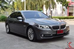 BMW 525d 2.0 F10 (ปี 2015) Luxury Sedan AT