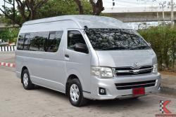 รถมือสอง Toyota Hiace 2.5 COMMUTER ( ปี 2013 ) D4D Van MT