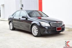 Mercedes-Benz C200 (ปี 2011) Kompressor W204 Avantgarde 1.8 Sedan