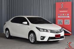 รถมือสอง Toyota Corolla Altis 1.8 (2016) E Sedan AT
