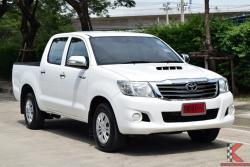 รถมือสอง Toyota Hilux Vigo 2.5 CHAMP DOUBLE CAB (ปี 2013) J Pickup MT