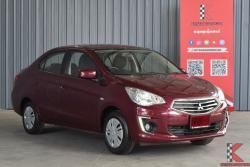 รถมือสอง Mitsubishi Attrage 1.2 (ปี 2017) GLX Sedan AT