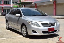 รถมือสอง Toyota Corolla Altis 1.8 (ปี 2008) E Sedan AT