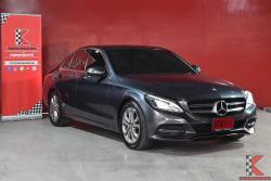 รถมือสอง Mercedes-Benz C200 2.0 W205 (ปี 2015) Avantgarde Sedan AT