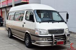 Toyota Hiace 3.0 หัวจรวด (ปี 2000) Commuter Van MT