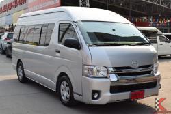 รถมือสอง Toyota Hiace 2.5 COMMUTER (ปี2013) D4D Van MT