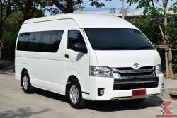 รถมือสอง Toyota Hiace 3.0 COMMUTER ( ปี 2015 ) D4D Van MT