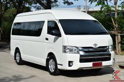 Toyota Hiace 3.0 COMMUTER ( ปี 2015 ) D4D Van MT