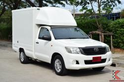 Toyota Hilux Vigo 2.7 CHAMP SINGLE ( ปี 2011) J Pickup MT