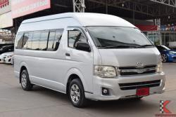 Toyota Hiace 2.5 COMMUTER ( ปี 2011) D4D Van MT