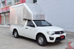 Mitsubishi Triton 2.4 SINGLE (ปี 2015) CNG Pickup MT ราคา 289,000 บาท