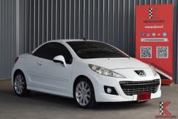 รถมือสอง Peugeot 207 1.6 (2012) Convertible AT