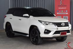 รถมือสอง Toyota Fortuner 2.8 (2018) TRD Sportivo 4WD SUV AT