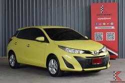 รถมือสอง Toyota Yaris 1.2 (2018) E Hatchback AT