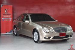 Mercedes-Benz E220 CDI 2.1 W211 (ปี 2005 ) Classic Sedan AT