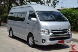 รถมือสอง Toyota Hiace 3.0 COMMUTER (ปี 2014) D4D Van MT