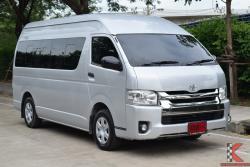 รถมือสอง Toyota Hiace 3.0 COMMUTER ( ปี 2016 ) D4D Van AT