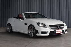 รถมือสอง Mercedes-Benz SLK200 AMG 1.8 (ปี 2013) R172 Dynamic Convertible AT