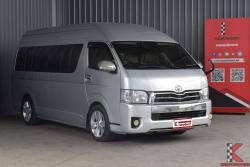 Toyota Hiace 3.0 (ปี 2014) COMMUTER D4D Van