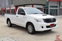 Toyota Hilux Vigo 2.5 CHAMP SINGLE (ปี 2014) J STD Pickup MT ราคา 399,000 บาท