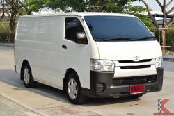 รถมือสอง Toyota Hiace 3.0 ตัวเตี้ย (ปี 2018) D4D Van MT