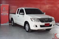 รถมือสอง Toyota Hilux Vigo 2.7 CHAMP SMARTCAB (ปี 2014) J CNG Pickup MT