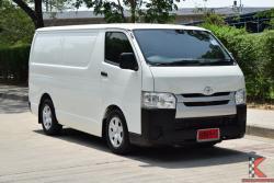 รถมือสอง Toyota Hiace 3.0 ตัวเตี้ย  ( ปี 2016 ) D4D Van MT