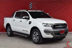 รถมือสอง Ford Ranger 3.2 DOUBLE CAB (ปี 2018 ) WildTrak Pickup AT