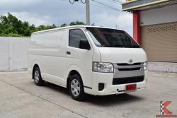 Toyota Hiace 3.0 ตัวเตี้ย (ปี 2014) D4D Van MT