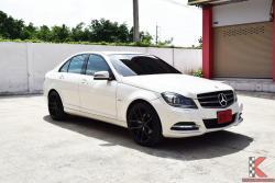 Mercedes-Benz C200 BlueEFFICIENCY 1.8 W204 (ปี 2012) Avantgarde Sedan AT