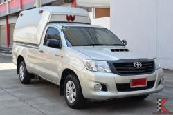 Toyota Hilux Vigo 2.5 CHAMP SINGLE (ปี 2015) J STD Pickup MT