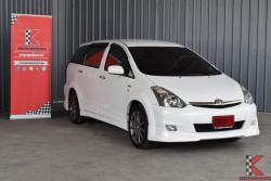 รถมือสอง Toyota Wish 2.0 (ปี 2009) ST3 Wagon AT