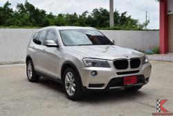 BMW X3 2.0 F25 (ปี 2013) xDrive20d Highline SUV AT