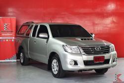 Toyota Hilux Vigo 2.5 CHAMP SMARTCAB (ปี 2014) J Pickup MT