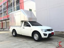 Mitsubishi Triton 2.4 SINGLE (ปี 2014) CNG Pickup MT ราคา 289,000 บาท