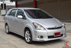 Toyota Wish 2.0 (ปี 2004) Q Wagon AT