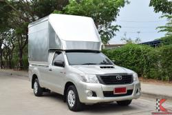 Toyota Hilux Vigo 2.5 CHAMP SINGLE ( ปี 2015 ) J STD Pickup MT