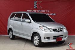 Toyota Avanza 1.5 (ปี 2010) E Hatchback AT