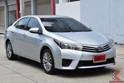 Toyota Corolla Altis 1.6 ALTIS (ปี 2015) G Sedan AT