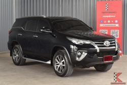 รถมือสอง Toyota Fortuner 2.4 (ปี 2018) V 4WD SUV AT