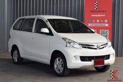 Toyota Avanza 1.5 (ปี 2014) E Hatchback MT